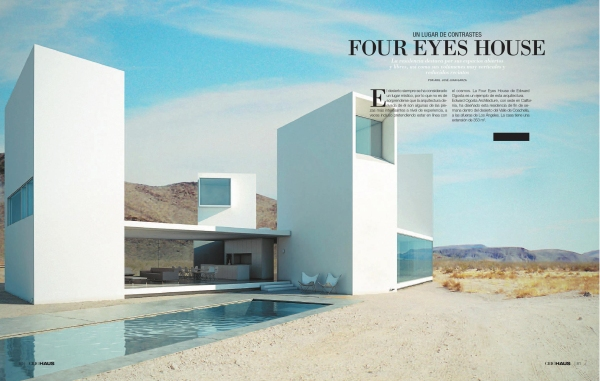 Four Eyes House ChicHaus 3