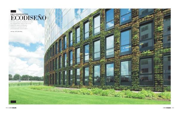 Eneco Headquarters ChicHaus 7