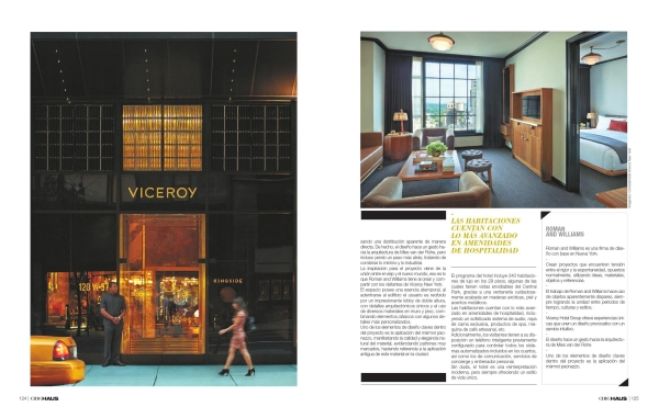 Hotel Viceroy NY ChicHaus 13b