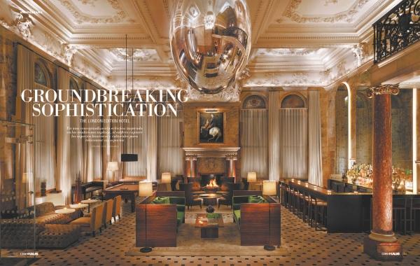 The London Edition Hotel ChicHaus 12