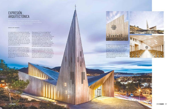 Community Church Knarvik ChicHaus 30